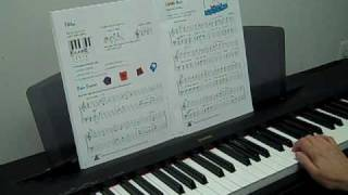 piano tutorial lightly row level 1 lesson