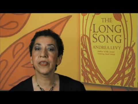 ANDREA LEVY on her novel THE LONG SONG