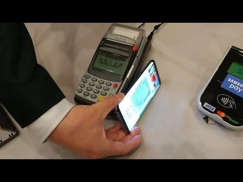 Samsung Pay MST模擬刷卡功能示範