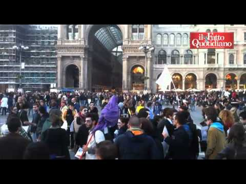 Milano, gli Zombie della finanza