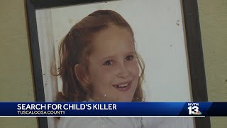 Search for suspect continues in murder of 11-year-old Northport girl