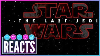 Star Wars: The Last Jedi Review - Kinda Funny Reacts