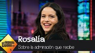 Rosalía de su música: