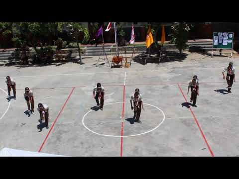 Regu Elang Yel-Yel TKPP 2017