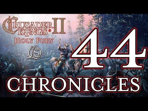 Crusader Kings 2: Holy Fury - LORESWORN CHRONICLES - 44 | Eesti XXXL