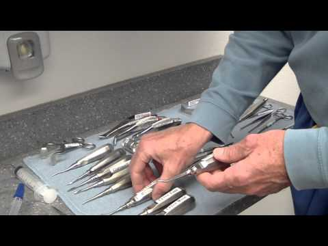 Oral Surgery Tray Setup - and how to use it