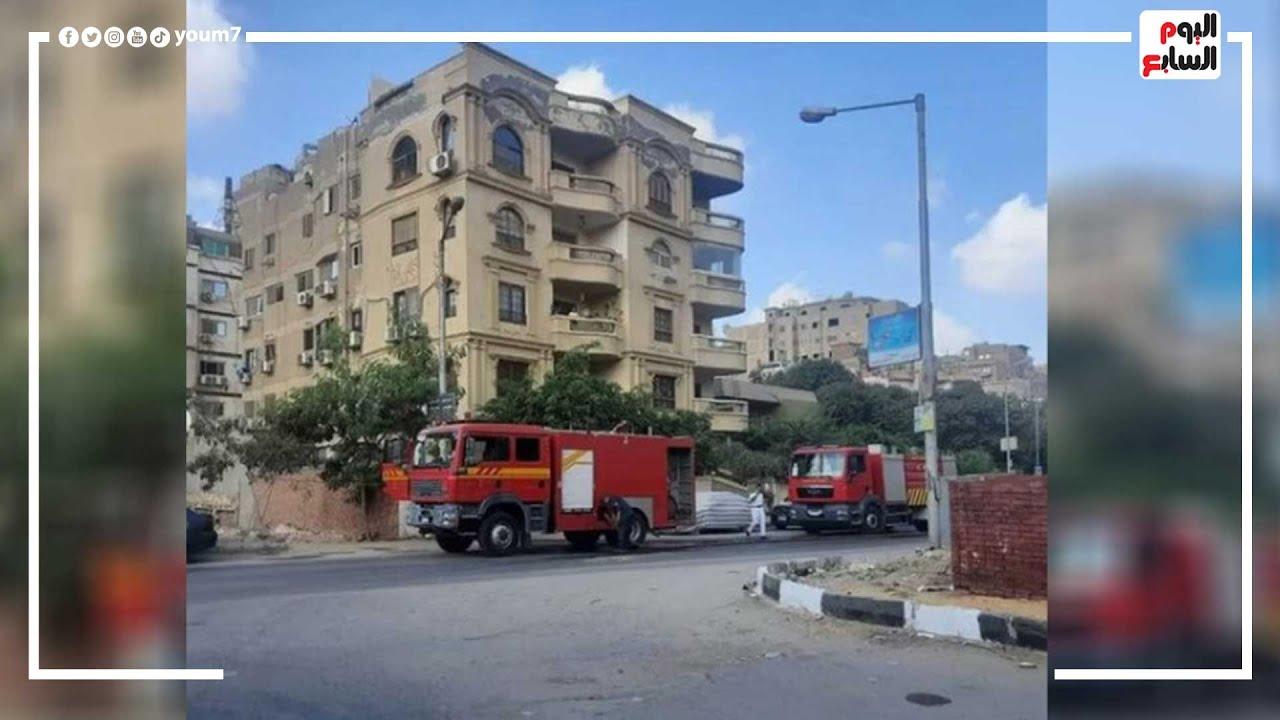 حريق في شقة شريف منير والفنان يكشف كيف نجا من الحادث.. سيجارة تشعل المنزل  - 16:55-2021 / 9 / 16