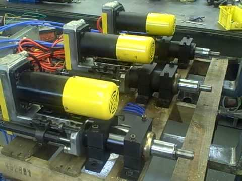 WEBCO Sugino Drilling Units w Optional Control Panel
