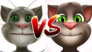 Old Talking Tom VS New Talking Tom