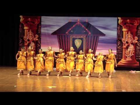 PARVATHIS HARVEST DANCE
