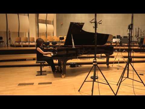Evgenia Rubinova spielt Beethoven Waldmädchen-Variationen