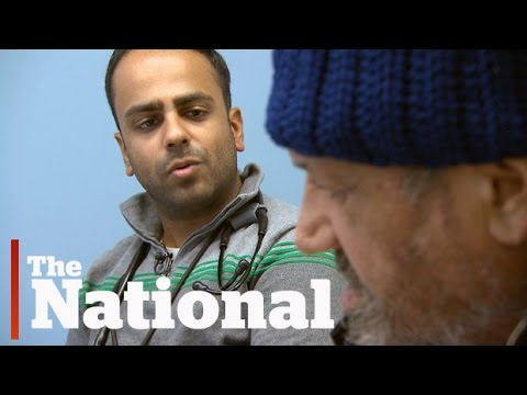 Delivering care to Toronto's homeless