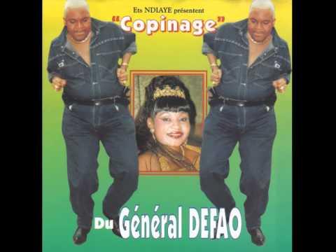 Général Defao / Mbilia Bel - Agence courage