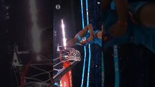 Hamidou Diallo dunks over 7'2 Shaq, BEST DUNK IN THE 2019 NBA DUNK CONTEST