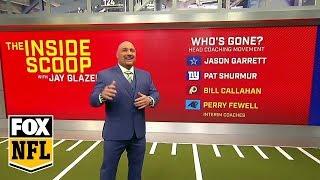 Jay Glazer previews 2019's NFL Black Monday | FOX NFL