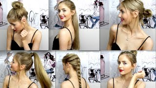 Quick and easy hair styles! Thumbnail