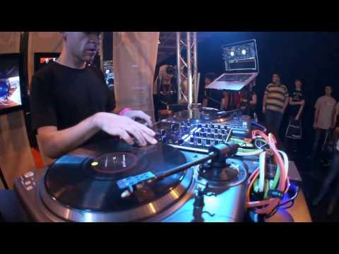 BPM 2011 - DJ Rasp with VFX1 and Pad One