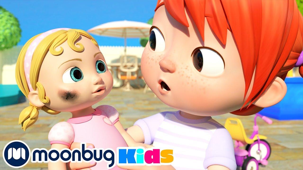 CoComelon en Español - Quiero ser Como Mamá   Canciones Infantiles   Moonbug en Español