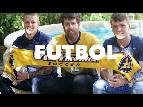 CRUZAR UN OCÉANO PARA JUGAR AL FÚTBOL | West Virginia In The Jungle