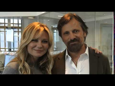 : Kirsten Dunst, Viggo Mortensen  The Two Faces of January
