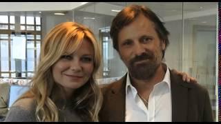 Interview: Kirsten Dunst, Viggo Mortensen | The Two Faces of January