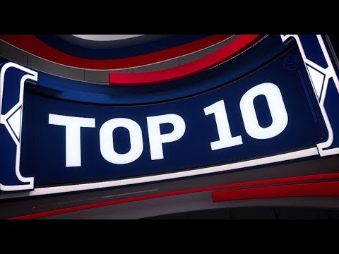 Top 10 Plays of the Night   October 26, 2017