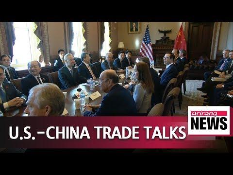 U.S.-China trade talks resume this week in Beijing