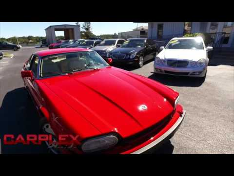 Video Clip Hay 1990 Jaguarsport Xjrs Before Respray