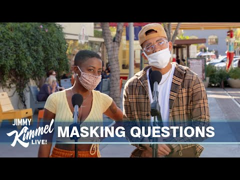 Masking Questions – Lockdown Edition