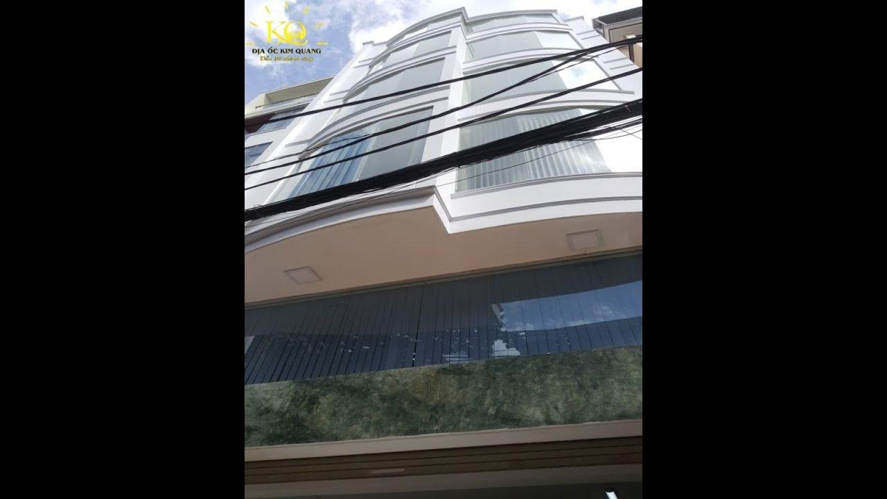 VĂN PHÒNG CHO THUÊ QUẬN TÂN BÌNH THÉP MỚI BUILDING