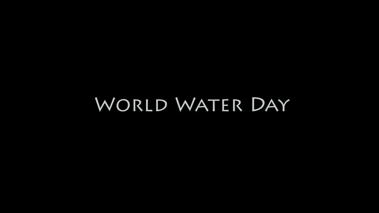 Aquarelle India Pvt Ltd Samudra World Water Day 2019 Leaving No