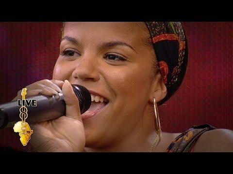 Ms. Dynamite - Dy-Na-Mi-Tee (Live 8 2005)