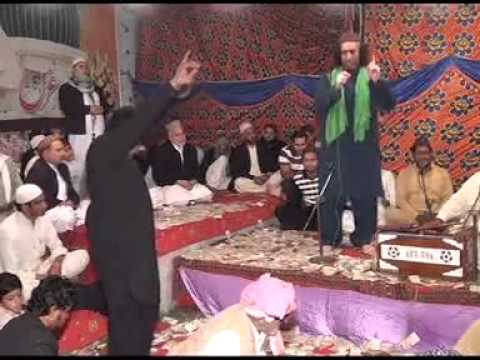 ASAAN TY TENU RAB MANYA BY ARIF FEROZ QAWAL AT DARBAR NOSHO PAK RANMAL SHARIF ON HAJJ  YouTube