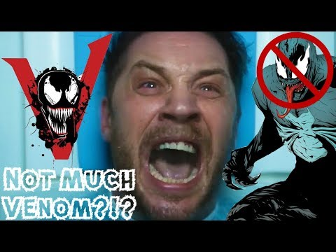 "Don't Expect to See Much ""Venom"" in the Venom Movie… (Rumor Report)"