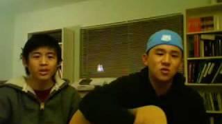 Umbrella (Acoustic Cover) Jason Chen & Clement Lee