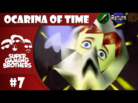 SGB Play: Ocarina of Time - Part 7 | Hope You Don't Have Aracnophobia