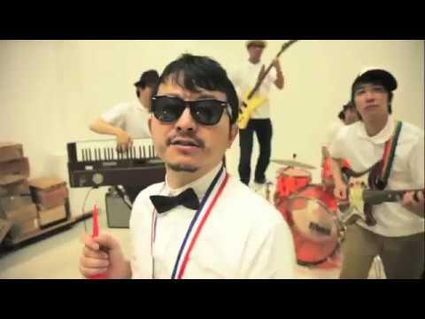 かせきさいだぁ | GO! GO! ハグトーンズ (Official Music Video)
