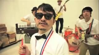 """かせきさいだぁ """"GO! GO! ハグトーンズ"""" (Official Music Video) KASEKI..."""