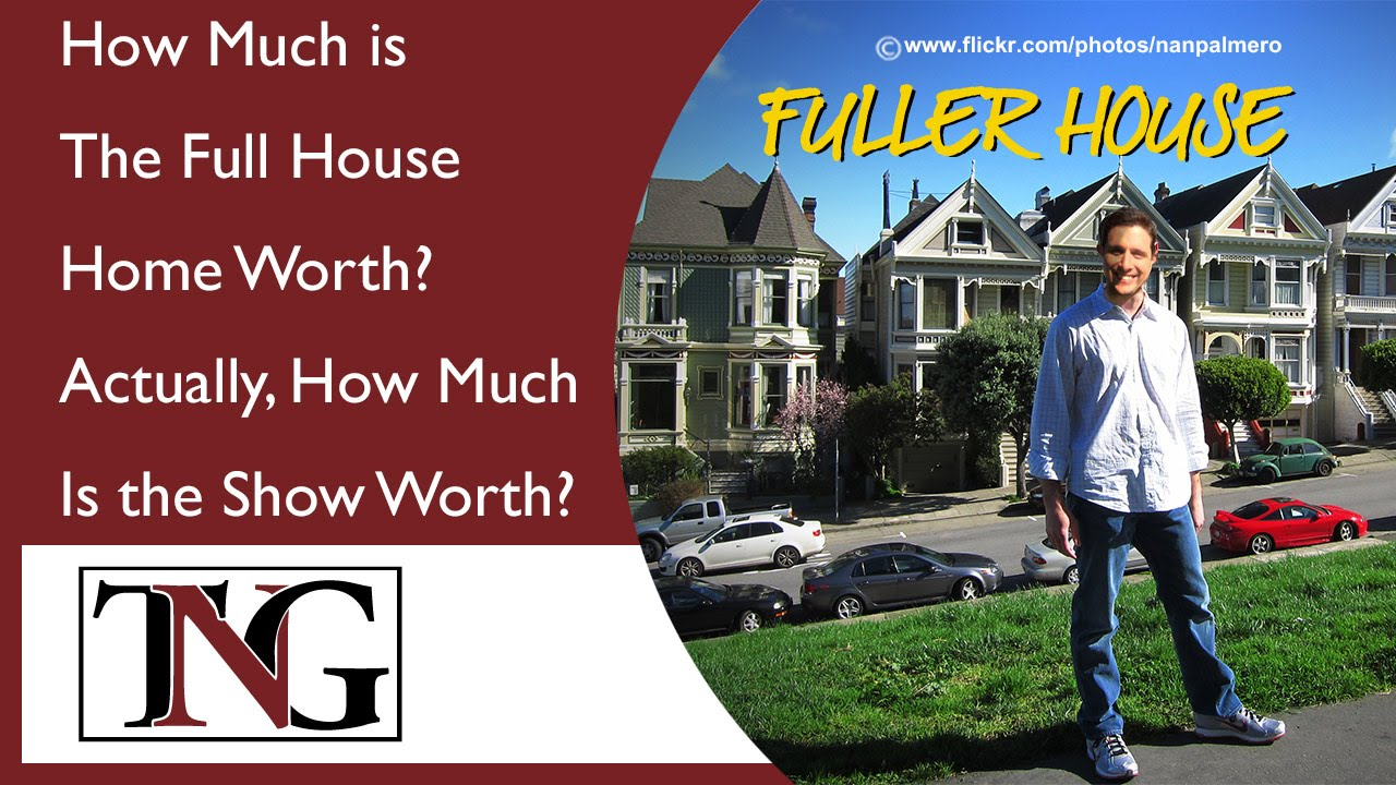 how much is the full house home worth actually how much is the show worth 294 youtube. Black Bedroom Furniture Sets. Home Design Ideas