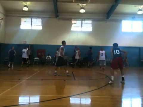 San fernando park basketball part 2.5