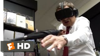 Johnny English Strikes Again (2018) - Virtual Reality Scene (10/10) | Movieclips