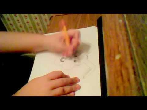 How To Draw Graffiti Bunny (original Creator)