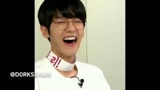EXO (Baekhyun and Kai) speaking tagalog, swearing