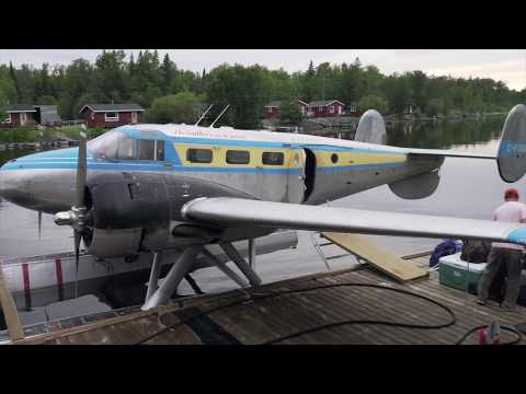 Fly In Fishing Outpost In Canada - Showalter's