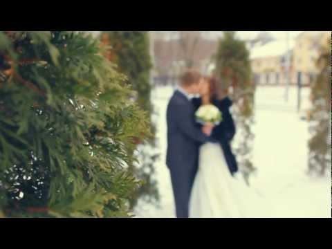 Олег и Алена.Свадебный клип. Жигулевск.