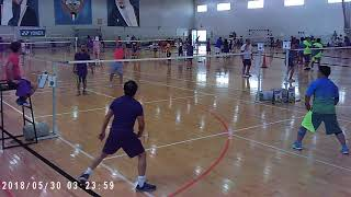 """RSK T47 Badminton Tournament  """" Summer Cup 2018"""""""