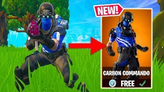 NEW *FREE* Playstation CARBON PACK in Fortnite