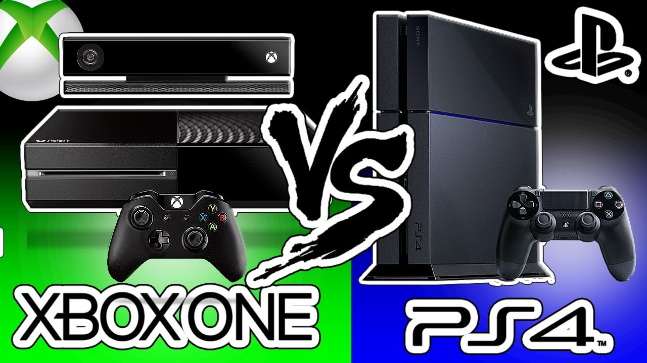 Playstation 4 (PS4) vs Xbox One (XB1) - graphics ...