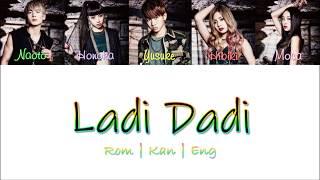 lol (エルオーエル) - Ladi Dadi [Color Coded Lyrics/Kan/Rom/Eng]