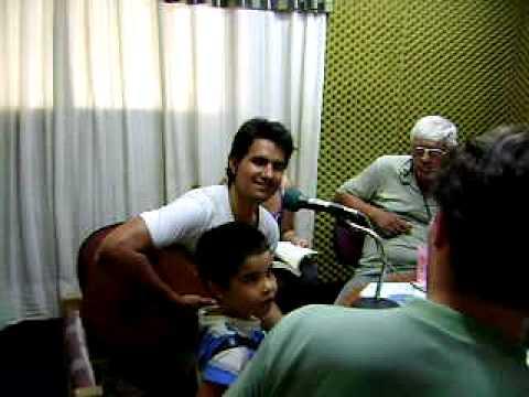 Kilómetro 11 en vivo. Niño prodigio. Radio Asunción 1250 a.m.